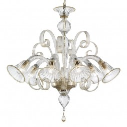 """Venezia"" Murano glass chandelier"