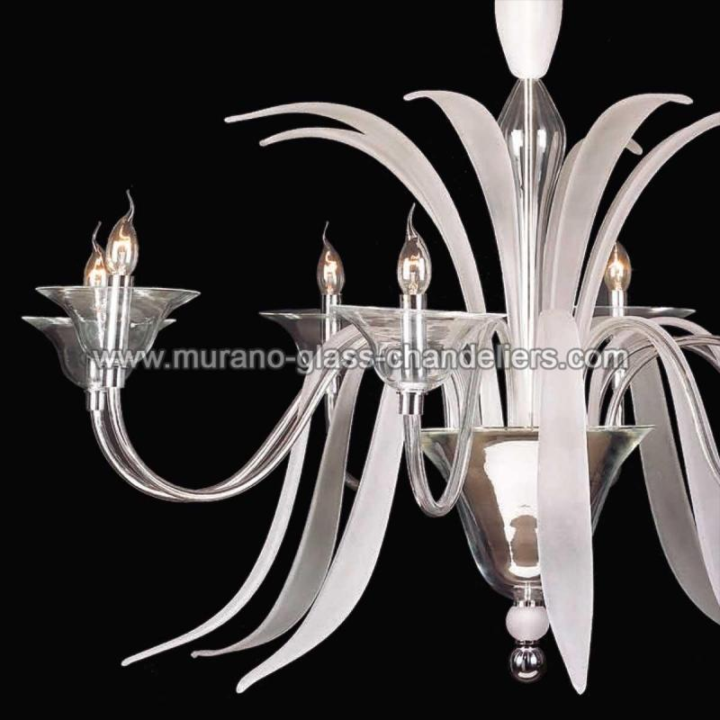 baccanti lustre en cristal de murano murano glass. Black Bedroom Furniture Sets. Home Design Ideas