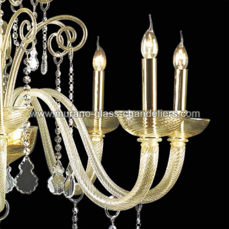 callia murano glas kronleuchter murano glass chandeliers. Black Bedroom Furniture Sets. Home Design Ideas