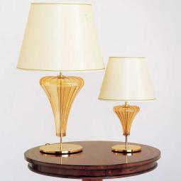 """Meridiana"" Murano glass table lamp"