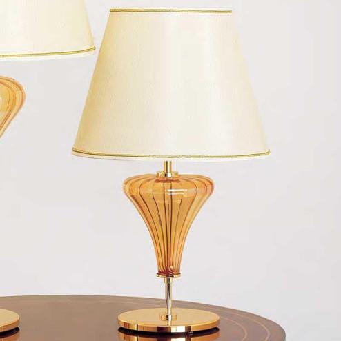 """""""Meridiana"""" lampe de chevet en verre de Murano"""