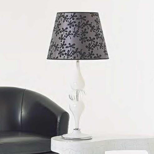 """Marzia"" lampara de sobremesa de Murano"