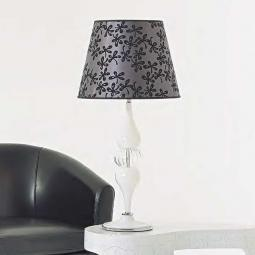 """Marzia"" Murano glass table lamp"
