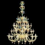 """Ester"" Murano glass chandelier"