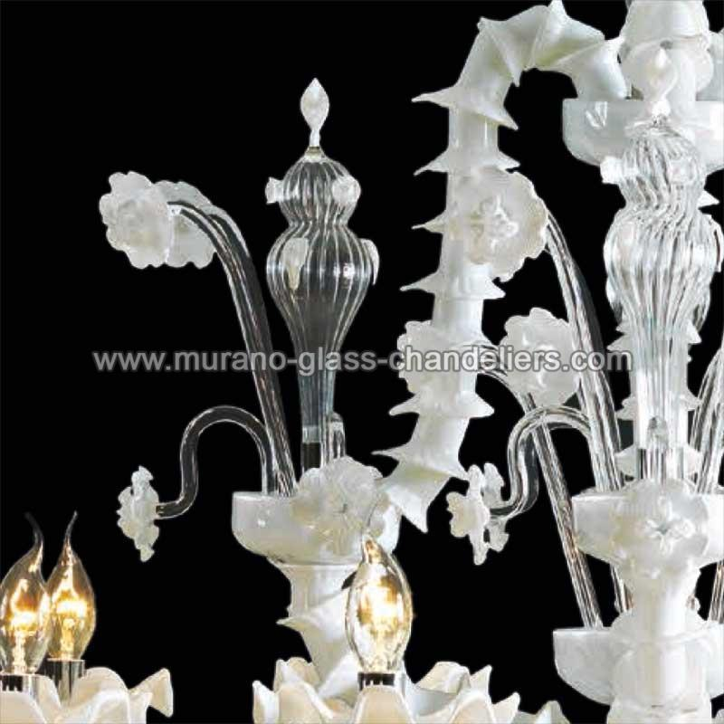 alessandra lustre en cristal de murano murano glass. Black Bedroom Furniture Sets. Home Design Ideas