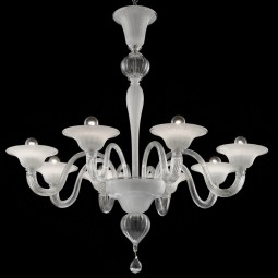 """Doge"" Murano glass chandelier"