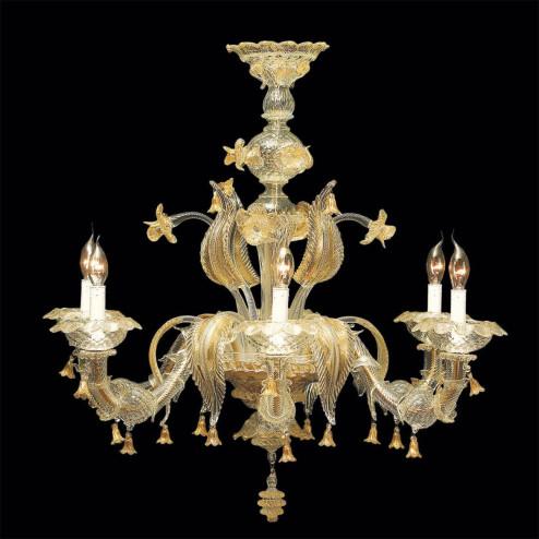 """Valeria"" lustre en cristal de Murano"