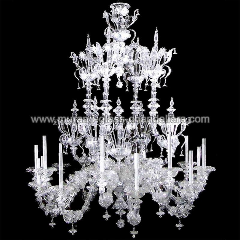 alida lustre en cristal de murano murano glass chandeliers. Black Bedroom Furniture Sets. Home Design Ideas
