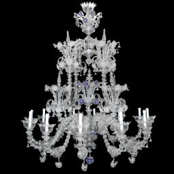 """Apollinare"" Murano glass chandelier"