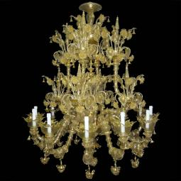 """Adelchi"" Murano glass chandelier"