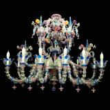 """Mariagrazia"" Murano glass chandelier"