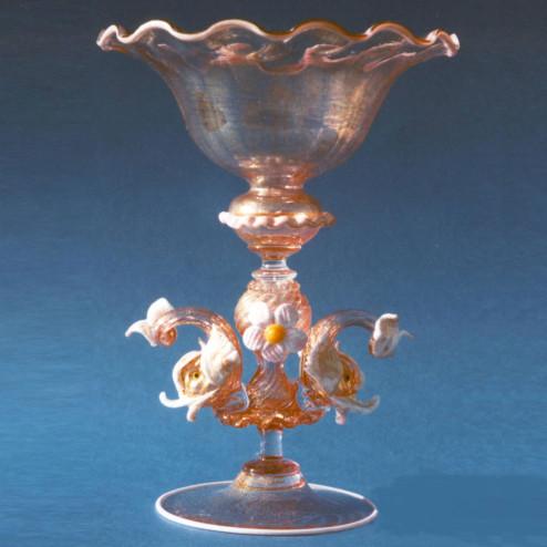 """Assunta"" vaso en cristal de Murano"
