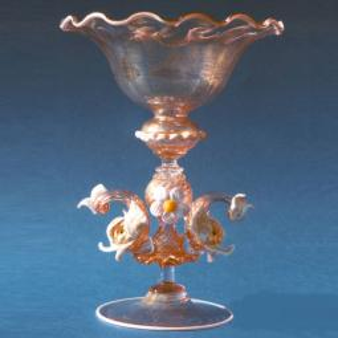 """Assunta"" verre en cristal de Murano"