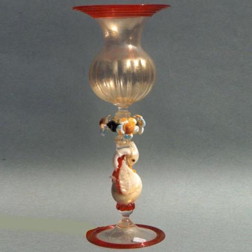"""""""Sfarzoso"""" verre en cristal de Murano"""