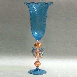 """Marea"" Murano drinking glass"