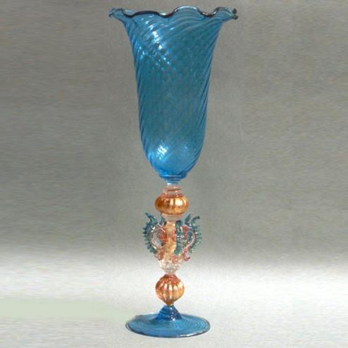 """""""Marea"""" verre en cristal de Murano"""