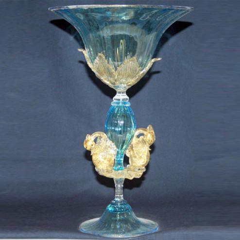 """""""Coppa del Re"""" verre en cristal de Murano"""