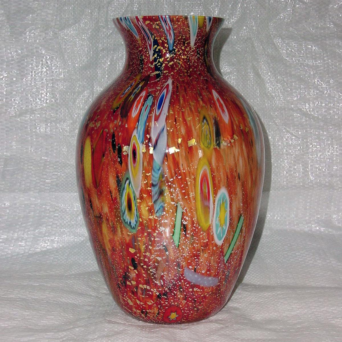 Murano glass vases murano glass chandeliers pablito murano glass vase reviewsmspy