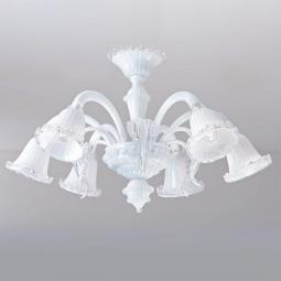 """Tara"" Murano glass chandelier"
