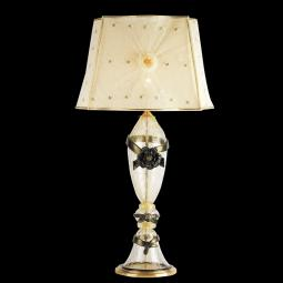 """Dono"" Murano glass table lamp"