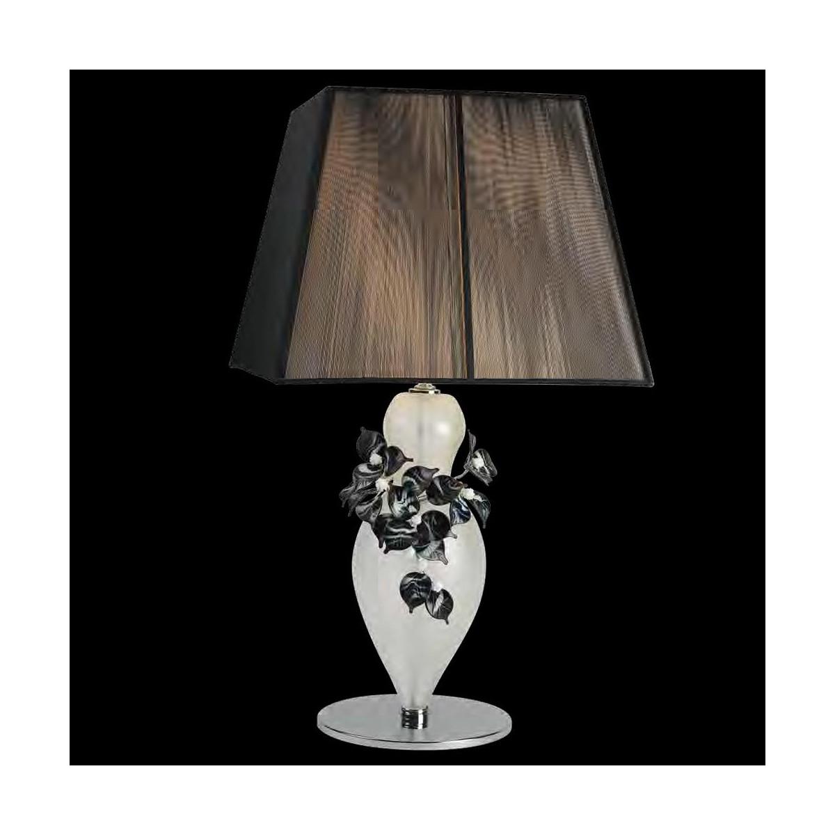 """Odessa"" lampara de sobremesa de Murano"