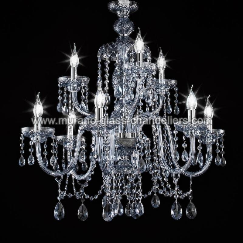 cimabue venezianischer kristall kronleuchter murano glass chandeliers. Black Bedroom Furniture Sets. Home Design Ideas
