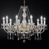 """Botticelli"" venetian crystal chandelier"