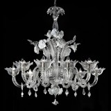 """Artico"" Murano glass chandelier"