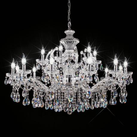 Boccioni venetian crystal chandelier murano glass chandeliers boccioni venetian crystal chandelier 126 lights transparent with asfour venetian aloadofball Images