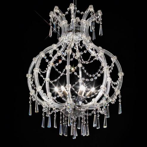 """""""Modigliani"""" lámpara colgante veneciana en cristal"""
