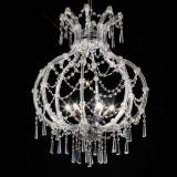 """Modigliani"" venetian crystal pendant light"