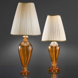 """Fattori"" venetian crystal table lamp"