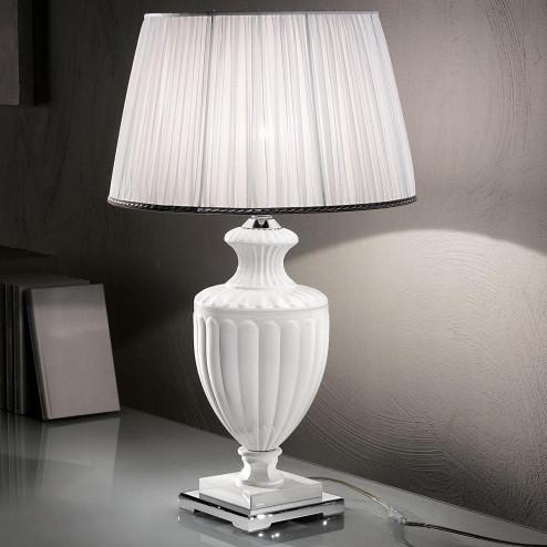 """""""Burri"""" lampara de sobremesa veneciana en cristal"""