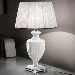 """Burri"" venetian crystal table lamp"