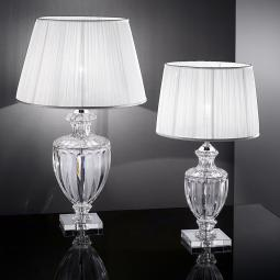 """Bellotti"" venetian crystal table lamp"