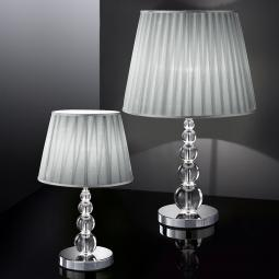 """Marianini"" venetian crystal table lamp"