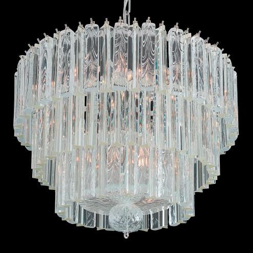 """""""Archie"""" lustre en cristal de Murano"""
