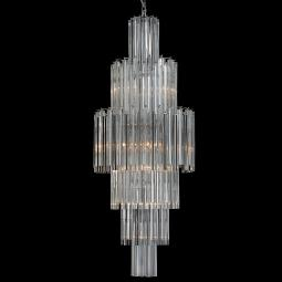 """Jackie"" Murano glass chandelier"
