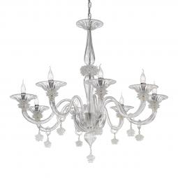 """Fatima"" Murano glass chandelier"