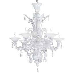 """Nicoletta"" Murano glass chandelier"