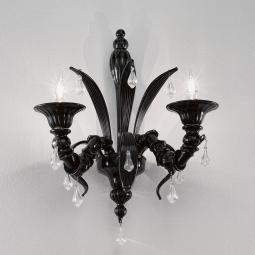 """Paradiso"" Murano glass sconce"