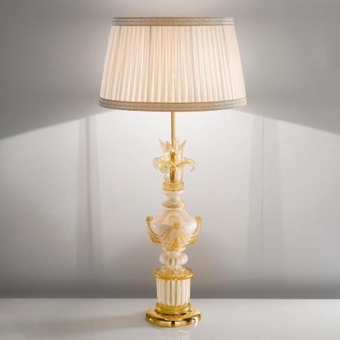 """""""Felicia"""" lampe de table en verre de Murano"""
