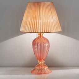 """Romina"" Murano glass table lamp"