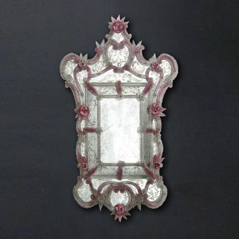 """Sofia"" Murano glas venezianischen spiegel"