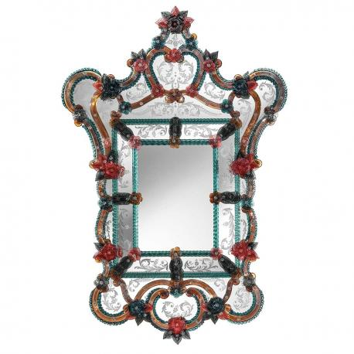 """Livia"" Murano glas venezianischen spiegel"