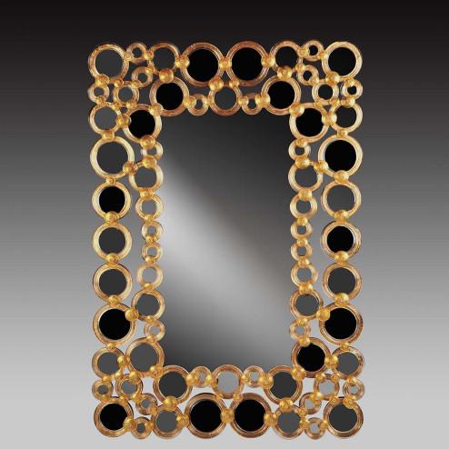 """""""Wanda """" Murano glass venetian mirror"""