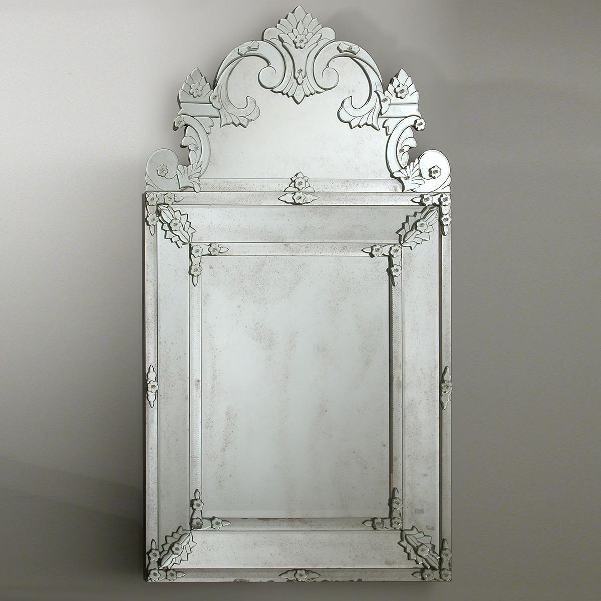 """Floridia "" Murano glas venezianischen spiegel"