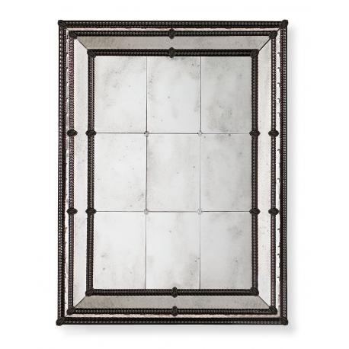 """""""Veronica"""" Murano glass venetian mirror"""