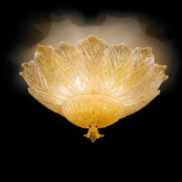 """Leonilda "" Murano glass ceiling light"