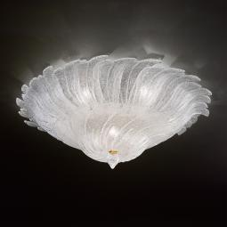 """Romilda"" Murano glass ceiling light"